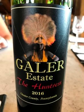 Galer Estate The Huntress Red
