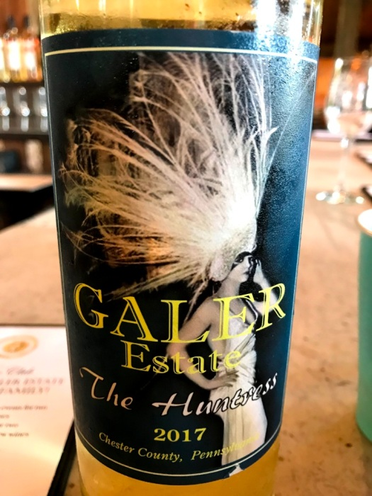 Galer Estate The Huntress Vidal Blanc
