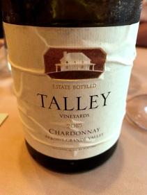 Talley Chardonnay