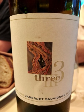 Three Wine Company Cabernet Sauvignon Napa Valley Block 5