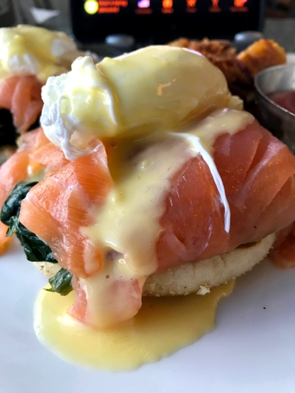 CLASSIFIED Eggs Benedict