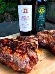 Final set - steak andwine