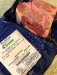 Pat la Frieda Porterhouse steak