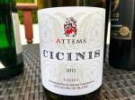 Attems Cicinis Sauvignon Blanc