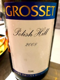 Grosset Polish Hill Riesling