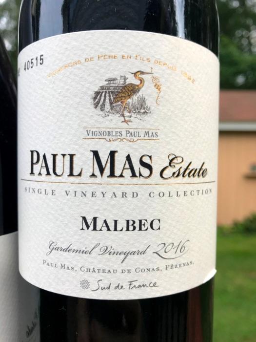 Paul Mas Estate Malbec