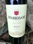 Markham Vineyards Merlot Napa Valley