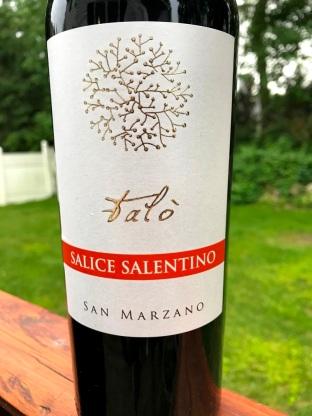 San Marzano Talò Salice Salentino