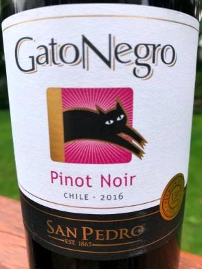 San Pedro Gato Negro Pinot Noir