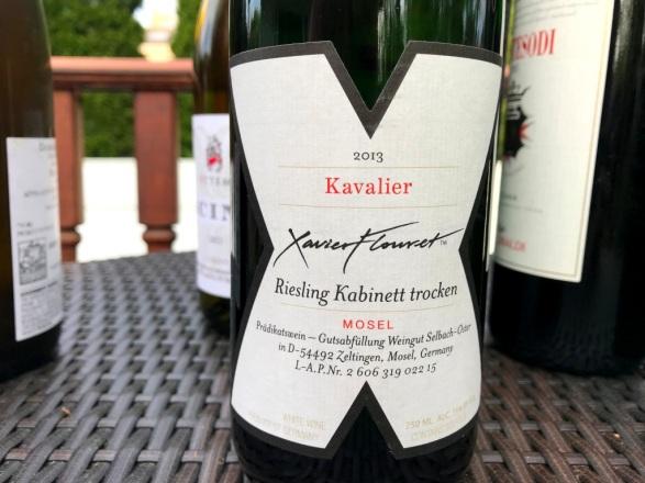 Xavier Flouret Kavalier Riesling