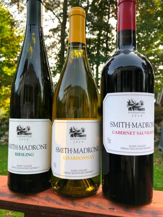 Smith-Madrone wines