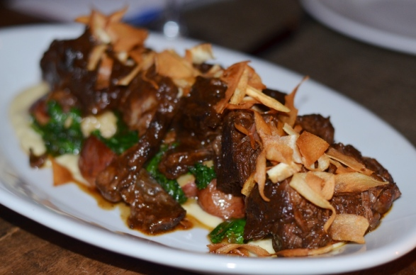 Bar Zepoli Braised Short Rib