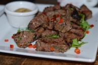 Bar Zepoli Marinated Beef Tips