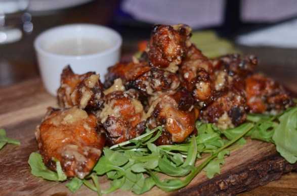 Bar Zepoli Zepoli Chicken Wings