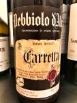 1971 Carretta Nebbiolo