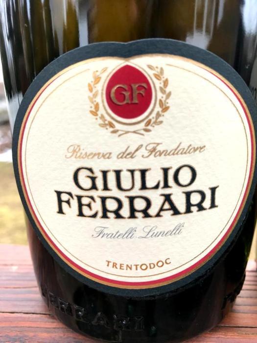 Giulio Ferrari Riserva del Fondatore