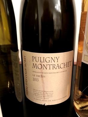Pierre-Yves Colin-Morey Puligny-Montrachet Le Trezin