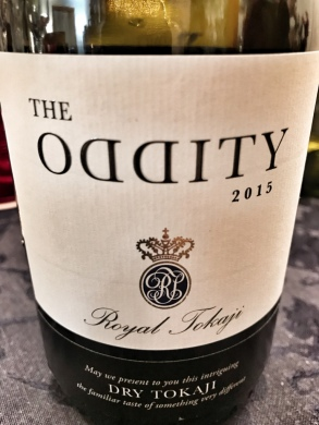 Royal Tokaji The Oddity