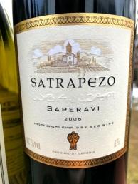 2006 Satrapezo Saperavi