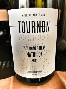 Tournon Mathilda Shiraz Victoria Australia