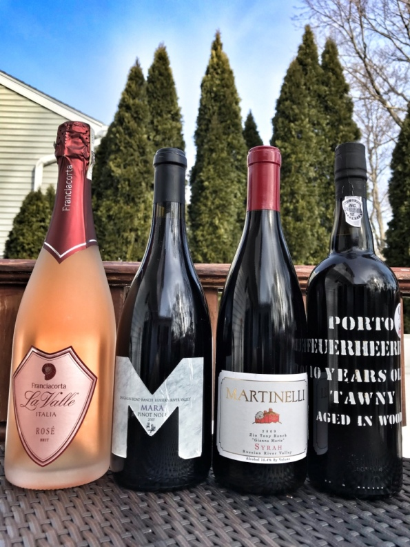 Valentiens Day wines