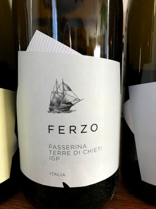 Ferzo Passerina