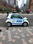 New York PoliceCars