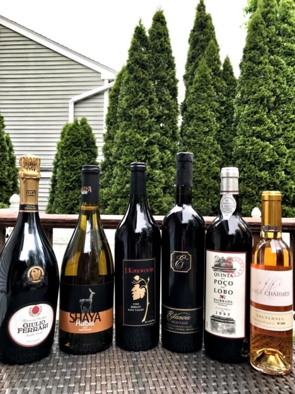 Aged Wines