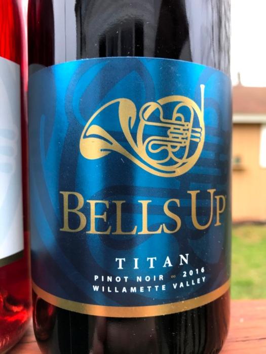 Bells Up Pinot Noir
