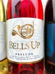 Bells Up Pinot Noir Rose