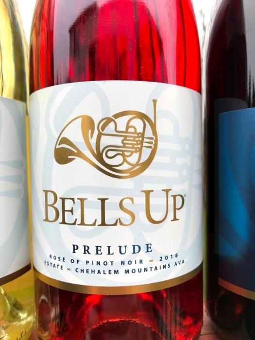 Bells Up Pinot Noir Rose