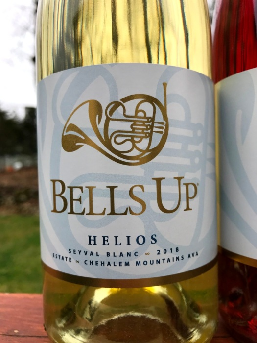 Bells Up Seyval Blanc