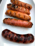 Beyond Meat Sausage Grilled