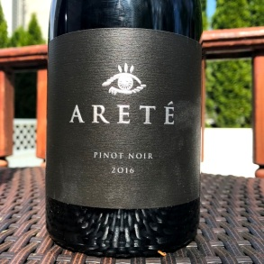 Iris Vineyards Areté Pinot Noir