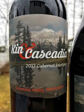 Kin and Cascadia Cabernet Sauvignon