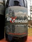 Kin and Cascadia PinotNoir