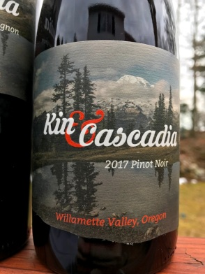 Kin and Cascadia Pinot Noir