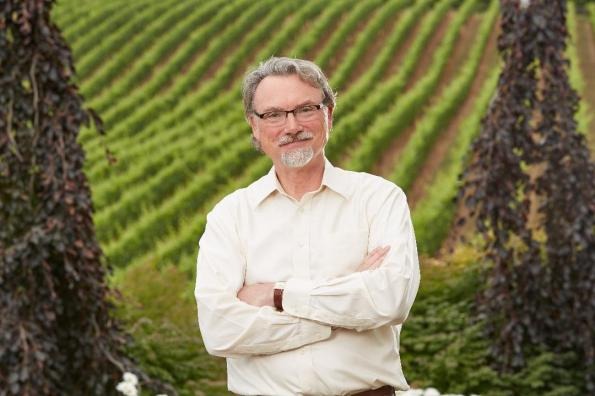 Richard Boyles Iris Vineyards