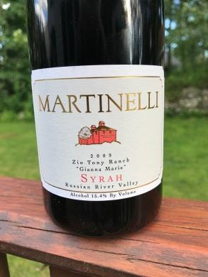 Martinelli Wines (1)