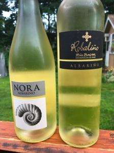 Albariño wines