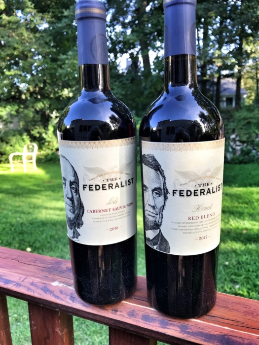 The Federalist Wines