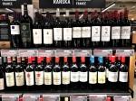Bordeaux selection inKuopio