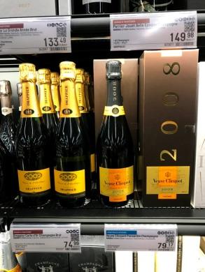 Champagne in Kuopio 1