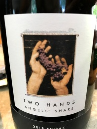 Two Hands Angel's Share