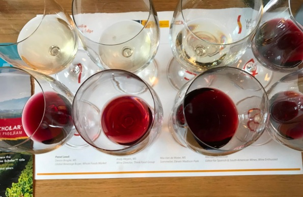 Vinos de Vanguardia tasting