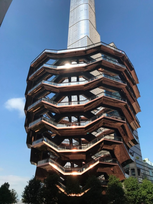 The Vessel @ Hudson Yards