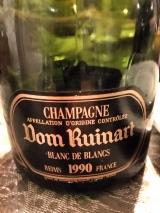 Dom Ruinart 1990