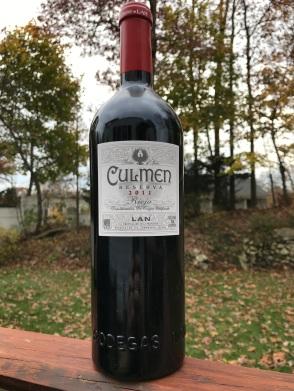 Bodegas LAN Culmen Rioja Bottle