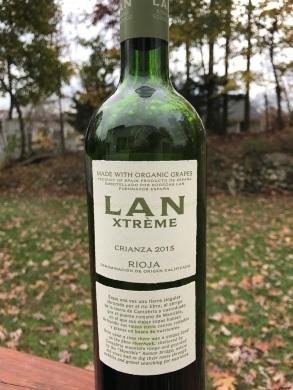 Bodegas LAN Xtreme Rioja Crianza