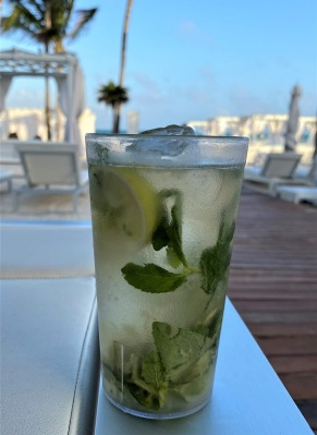 Mojito is my all times favorite